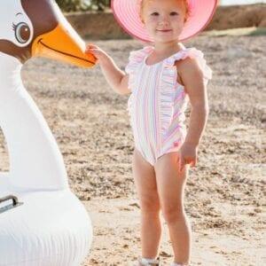 Toddler Girls Swimsuit